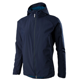 Houdini Wisp Jacket Women blue illusion